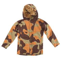 Куртка зимняя детская Burton Aspen Jkt Mountain Camo