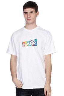 Футболка Cliche Paper Tie Dye White