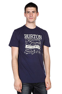 Футболка Burton Workwear Slim Night Rider