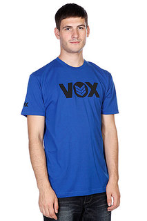 Футболка VOX Global Royal Blue/Black