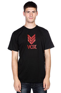 Футболка VOX Trademark Black/Red