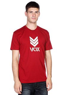 Футболка VOX Trademark Burgundy