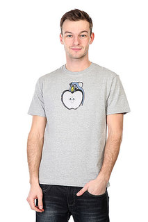 Футболка Pyromaniac Apple Heather Grey
