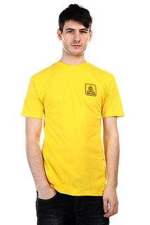 Футболка Analog Aloha Ss Yellow