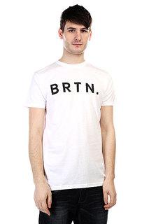 Футболка Burton Mb Brtn Slim Ss Stout White