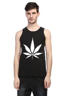 Майка TrueSpin Cannabis Black