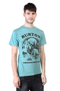 Футболка Burton Pioneer Ss Rpet Canton Heather