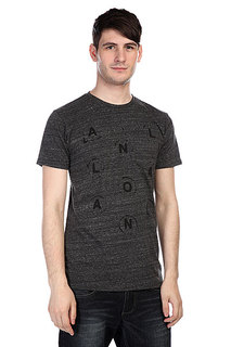Футболка Analog Water Mark Slim Pkt Dark Charcoal Heather