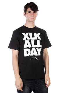 Футболка Lakai Xlk All Day Black