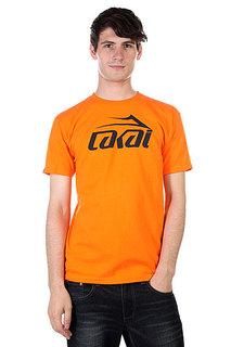 Футболка Lakai Logo Orange