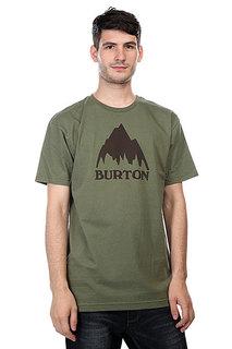Футболка Burton Mns Classic Mtn Loam