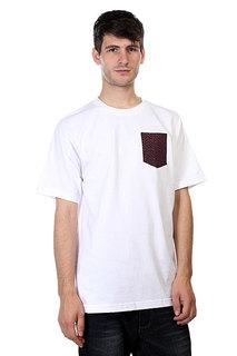 Футболка Lakai Judo Pocket White