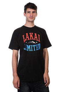 Футболка Lakai Forum Black