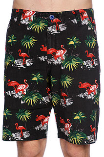 Классические мужские шорты Matix Pixel Tropics Black