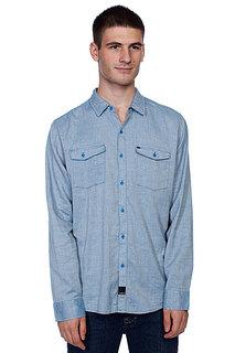Рубашка Krew Hall Blue