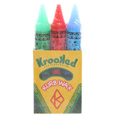 Парафин Krooked Kurb Green/Red/Blue