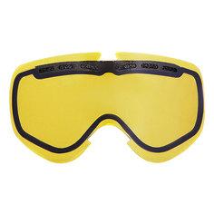 Линза для маски Electric EG1 Snow Yellow Chrome