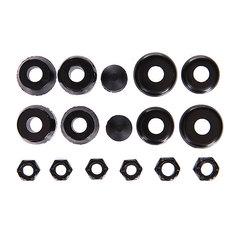 Амортизаторы для скейтборда Thunder 100du Rebuild Kit Black