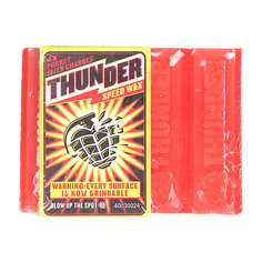 Парафин Thunder Воск Th Curb Speed Red