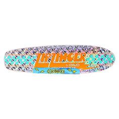 Дека для скейтборда для лонгборда Krooked Zinger Holo Zinger 30.35 x 7.5 (19.1 см)