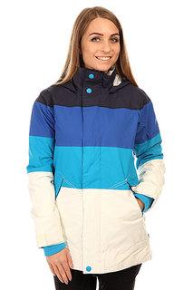 Куртка женская Burton Wb Eclipse Jk Bright White Colorblk
