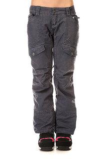 Штаны сноубордические женские Burton Wb Lucky Pt Steel Blue