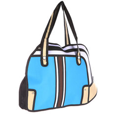 Сумка Jump from paper 2D Simple Business Blue/White/Black