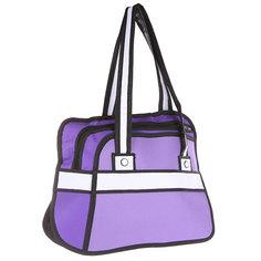 Сумка Jump from paper 2D Purple Style Purple/Black