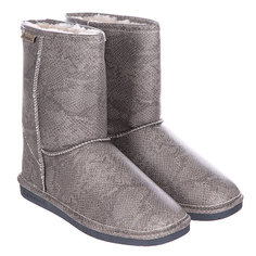 Угги женские Bearpaw Emma Short Dark Snake