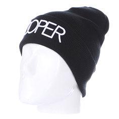 Шапка TrueSpin Doper Beanies Black
