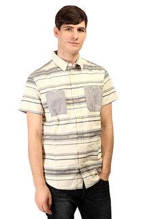 Рубашка Burton Gilman Ss Wvn Sw Stripe