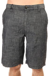 Шорты классические Burton Base Camp Short Light Chambray