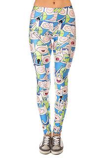 Леггинсы женские Look Adventure Time Multi