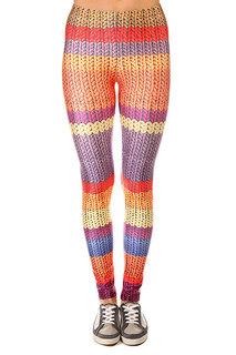 Леггинсы женские Look Wool Multi