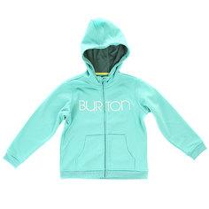 Толстовка классическая детская Burton Mini Scp Hdd Lagoon Blue