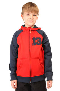 Толстовка сноубордическая детская Burton Bonded Hoodie Burner