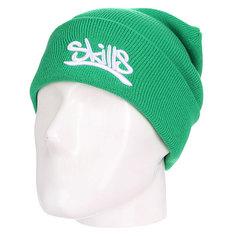 Шапка Skills 001 Green