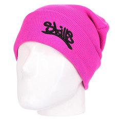 Шапка Skills 001 Bright Pink
