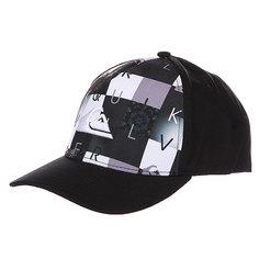Бейсболка Quiksilver Pintails Hats Black