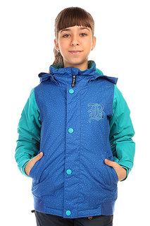 Куртка детская Burton Dulce Jacket Deja Blu Stry Nt/Bhm