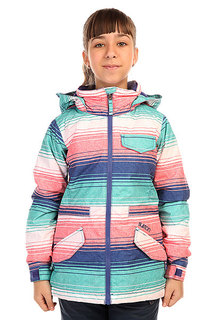 Куртка детская Burton Ruby Jacket Blanket Stripe