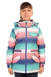 Куртка детская Burton Ruby Jacket Blanket Stripe