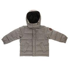 Куртка зимняя детская Quiksilver Woolmore Tod Light Grey Heather