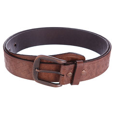 Ремень Burton Mb Embassed Leather Belt Brown