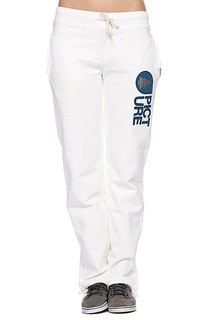Штаны прямые женские Picture Organic Cocoon Women Pants White