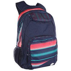 Рюкзак школьный женский Roxy Shadow Swell Jagged Stripe G