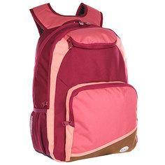Рюкзак школьный женский Roxy Shadow Swell Ck J Red Plum