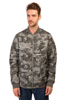Бомбер DC Bombing Pr Jckt Camo Urban Grey