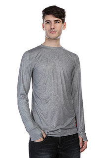 Термобелье (верх) Burton Mb Ltwt Crew Heather Grey