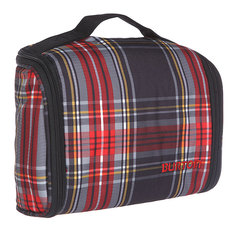 Косметичка Burton Tour Kit Black Plaid